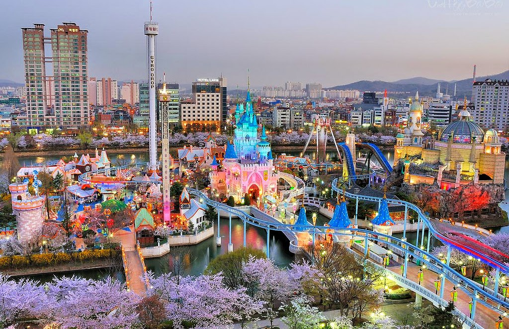 Lotte world adventure magic island gumiabroncs Images